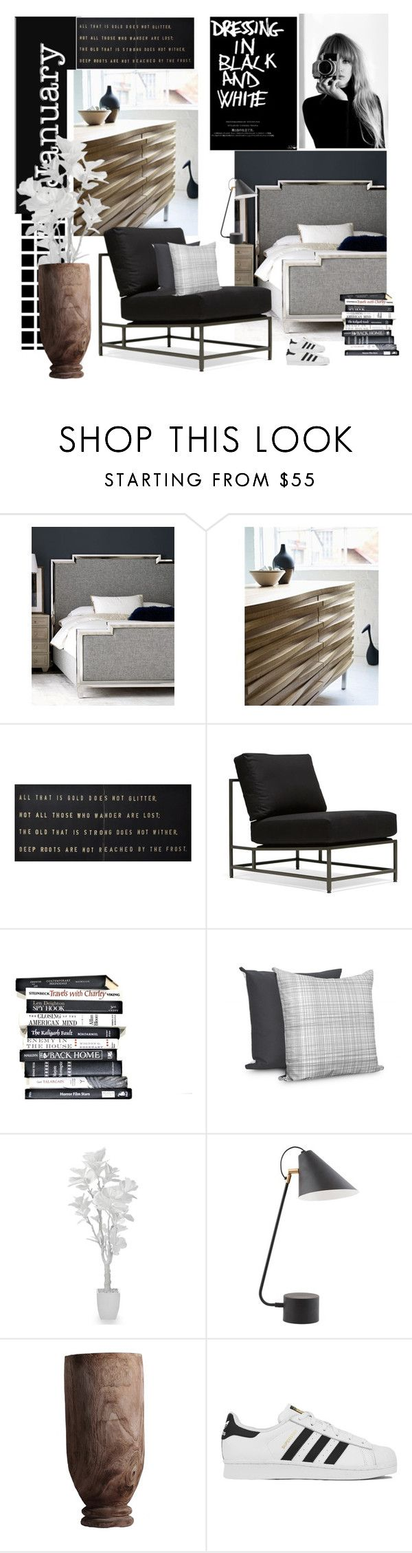 """""""Dressing"""" by vervetandhowler ❤ liked on Polyvore featuring interior, interiors, interior design, home, home decor, interior decorating, Bernhardt, Sugarboo Designs, Twig+Nest and House Doctor"""