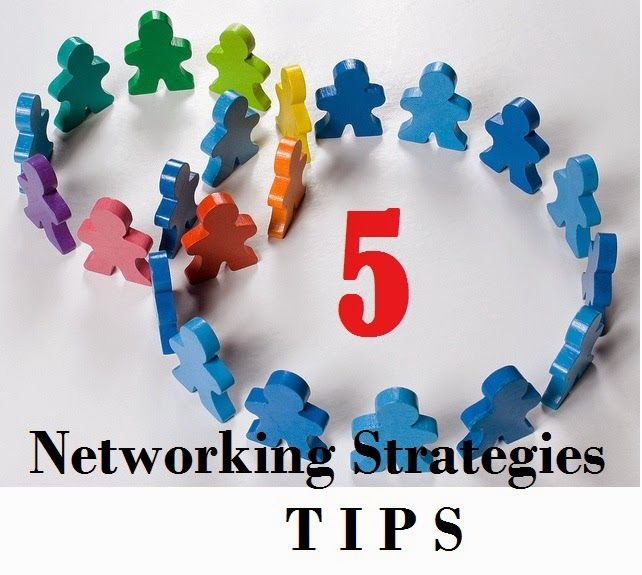 Top 5 Networking Blogging Strategy Tips