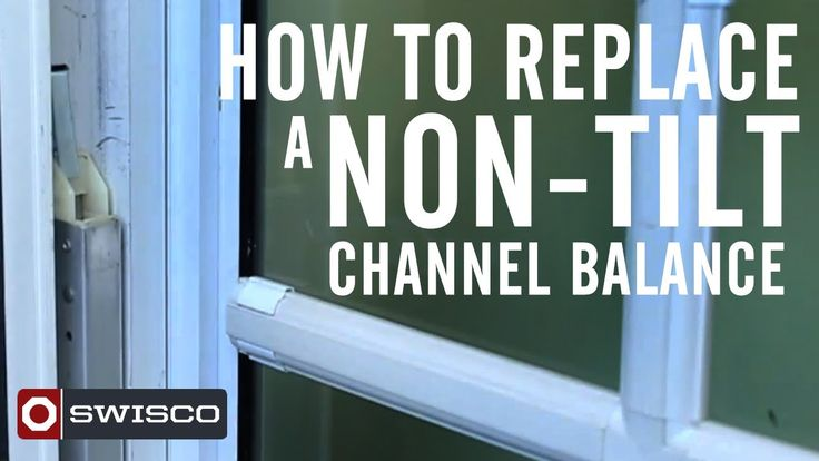 Window Sashes Falling Here Is How To Replace A Non Tilt