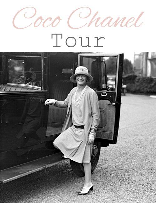 Tour nella Francia di Coco Chanel