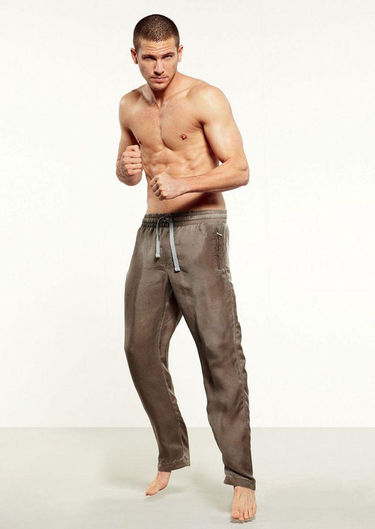 Adam Senn, Enrique Palacios & Crew Get Sweaty for Dolce & Gabbanas Spring/Summer 2013 Gym Lookbook