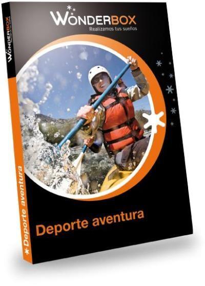 Wonderbox Deporte aventura 2011