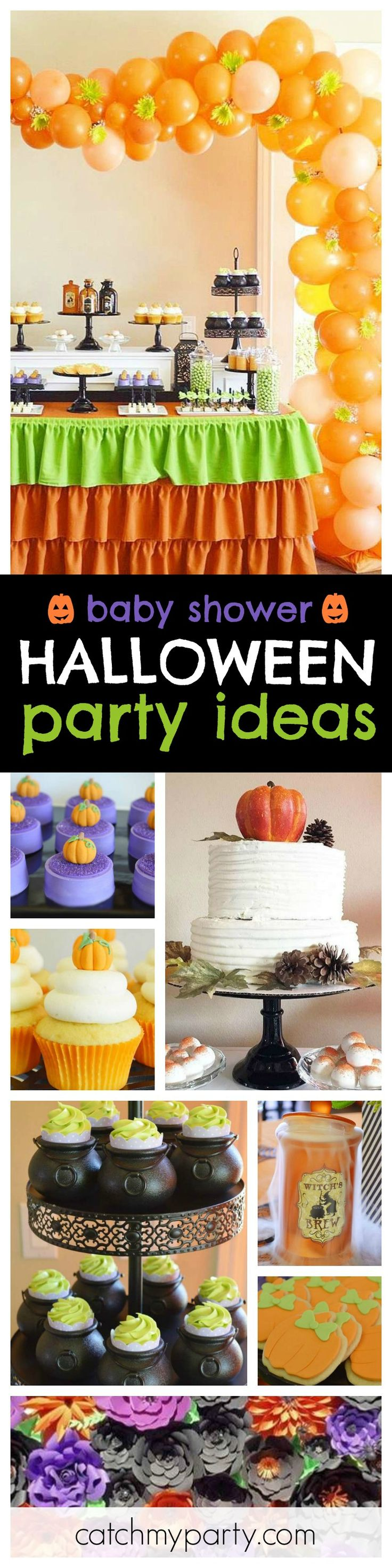 909 best Halloween Party Ideas images on Pinterest