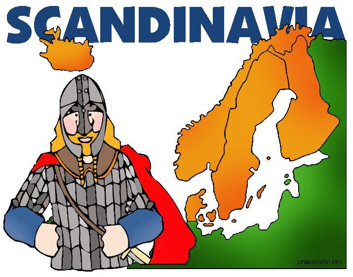 Scandinavia (Denmark, Sweden, Norway, Finland, Iceland) Lesson Plans, Games, Activities
