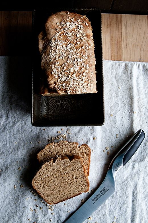 Country Oatmeal Bread