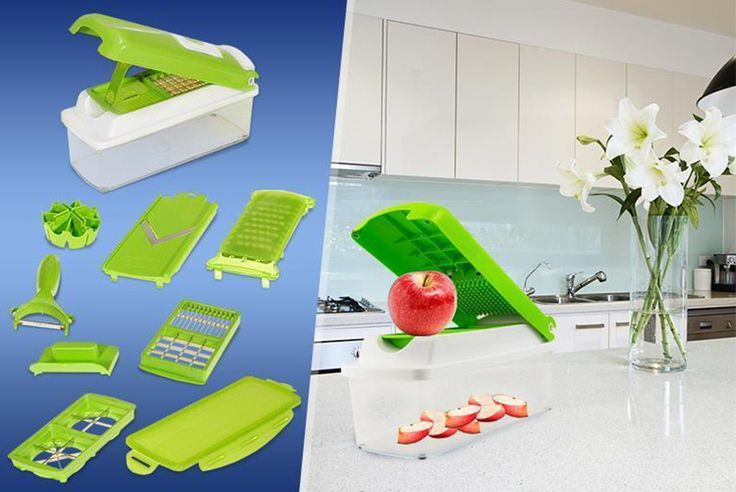 12pc Multi-Purpose Food Dicing Set