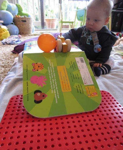 17 pomysłów w co się bawić z rocznym dzieckiem