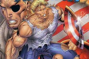 The 40 Worst Rob Liefeld Drawings (Comic Book art)