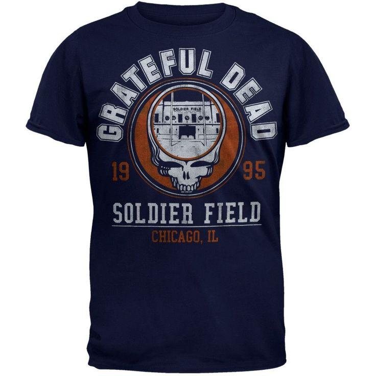 Grateful Dead - Soldier Field Soft T-Shirt