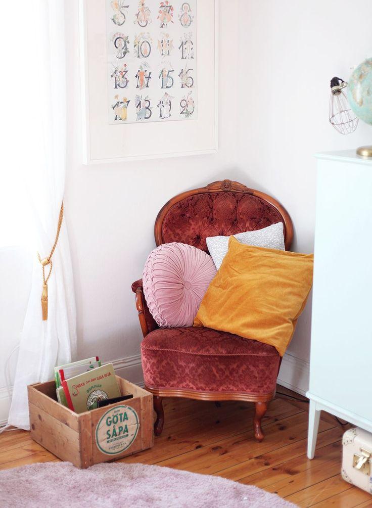 inredning, barnrum, vintage, kids room, kids decor   Emmas Vintage   Page 2 #retrohomedecor