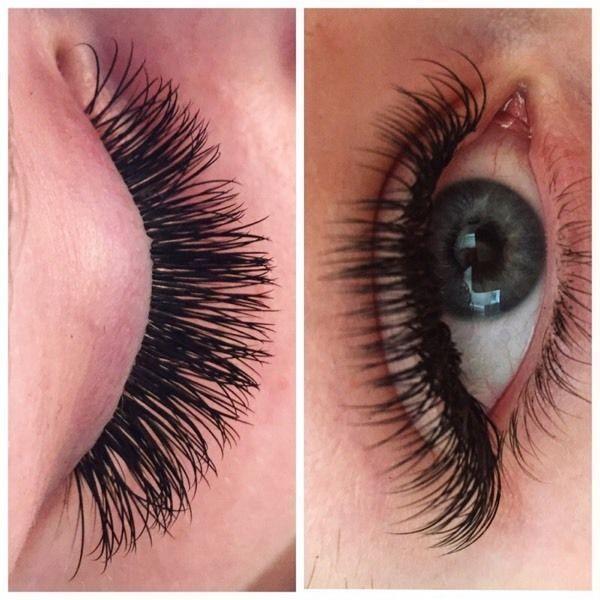 Individual Eyelash Extensions, Volume Lashes & LVL - Health & Beauty | Health & Beauty #individuallashes