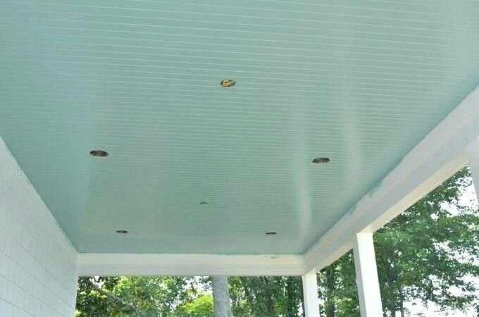 Benjamin Moore Palladian Blue Blue Ceiling Porch And Blue Porch