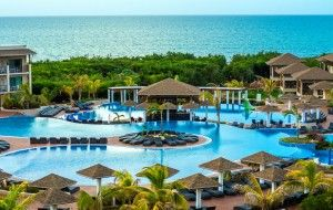 The 5 star all-inclusive Warwick Cayo Santa Maria resort in Cuba offers luxury accommodations, services, amenities and beauty in one stunning resort package.