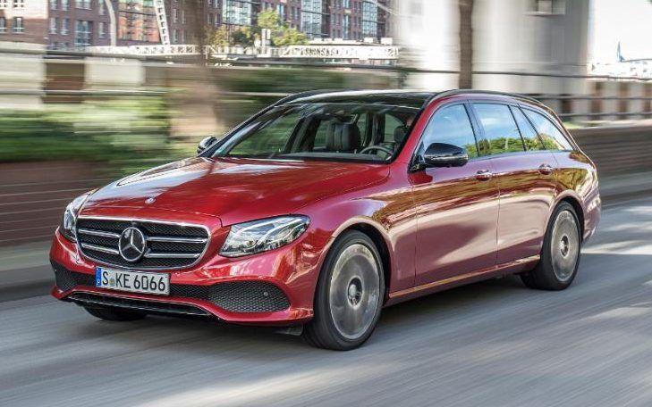 2016 Mercedes E-class Estate driven: can it beat the Volvo V90?