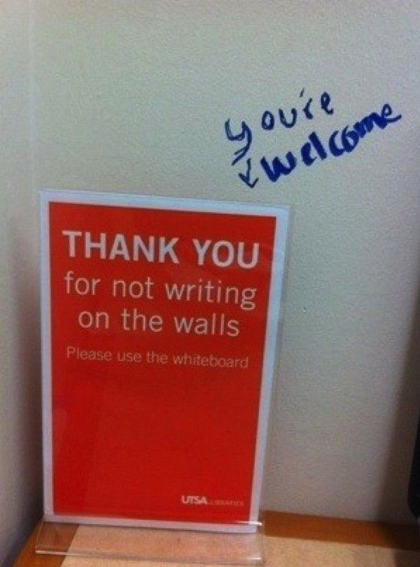 Best Funny Graffiti Images On Pinterest Creativity Change - 15 signs improved hilarious graffiti