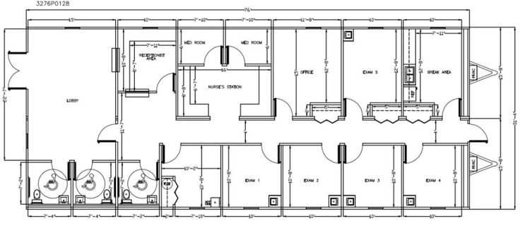 Day Care Center Floor Plans Quotes Architecture