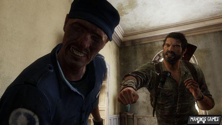 Fotos tiradas com o Photo Mode no PS4 de The Last Of Us Remastered e do DLC Left Behind