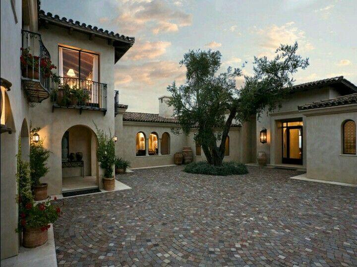 1000 ideas about mexican home design on pinterest for Tipos de jardines para casas