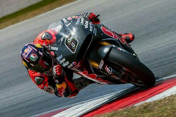 Stefan Bradl honda motogp 2014
