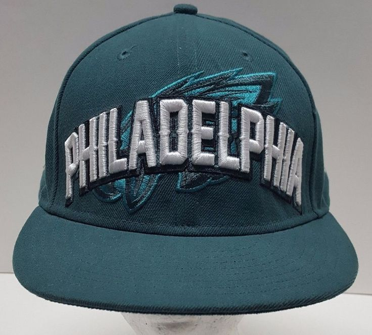 NFL DRAFT  2012 Philadelphia Eagles Hat Cap Dark Green Fitted  71/4  New Era  #NewEra #PhiladelphiaEagles