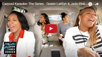 Carpool Karaoke: The Series - Queen Latifah & Jada Pinkett Smith Preview  A lot are complaining it's not the same without James Corden...