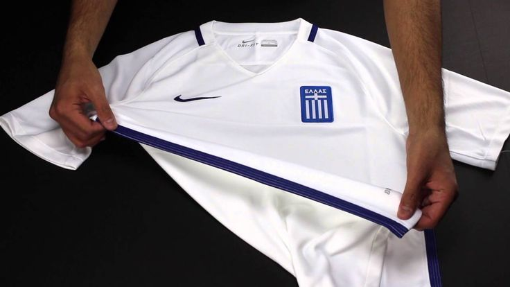 Greece Home Jersey 2016/17 review https://youtu.be/lTWZPtXZw0Q