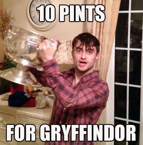 Yer a drunkard, Harry