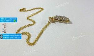 Collar Largo Referencia: c_lar2 Valor: $13.000 Para: Mujer Material: Fantasía Cuidados: Evitar el contacto con perfumes.