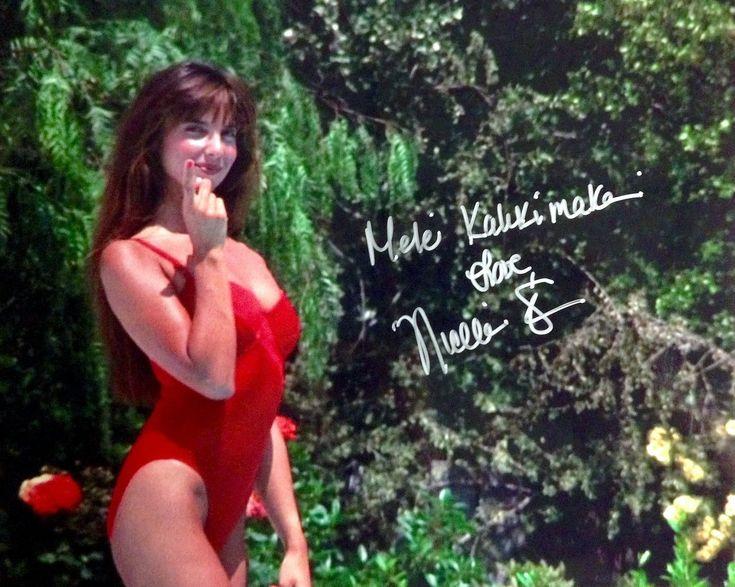Christmas Vacation Actress Nicolette Scorsese Signed Photo Mele Kalikimaka Christmas Vacation Movie Christmas Vacation Movie Photo
