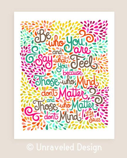 Dr Seuss Quotes Love Quotes On Canvas Original Painting 11x14: 175 Best Images About Printables On Pinterest
