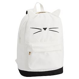 The Emily & Meritt Cat Shape Backpack