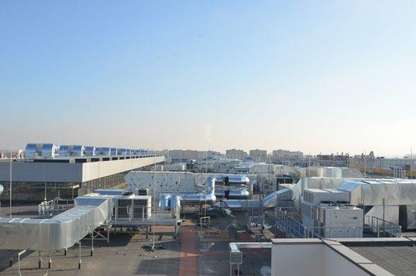 Frapol systemy klimatyzacyjne i wentylacyjne - Centra rozrywkowo - handlowe