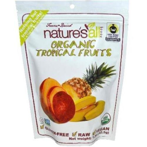 Natures All Foods BG16275 Natures All Foods Frz Dr Tr Fruit Ft - 12x1. 5OZ | #Grocery