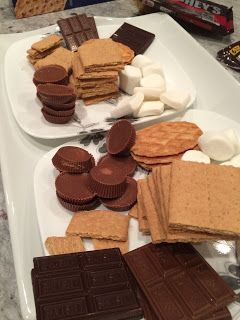 The Music of Life  S'Mores Bar