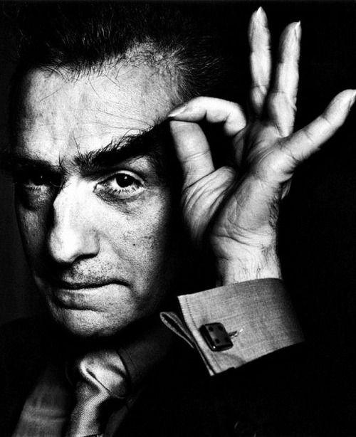 Martin Scorsese -Denis Rouvre,