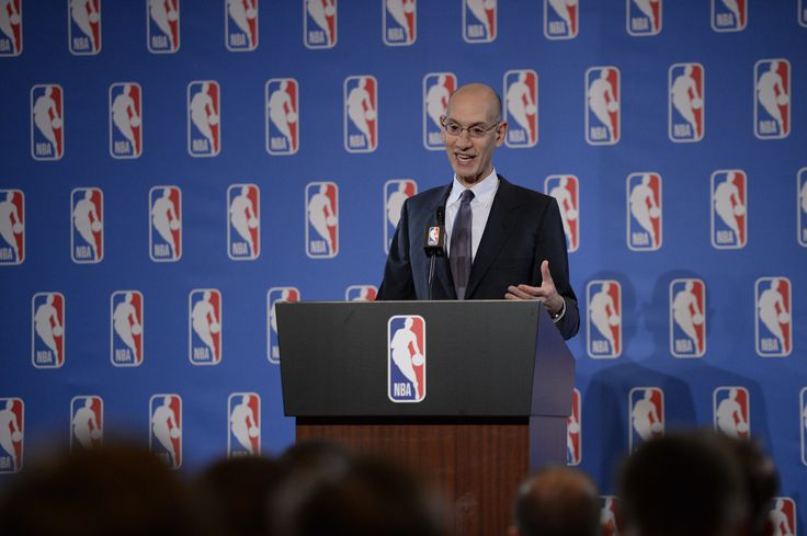 """The NBA's commissioner saying there's """"nothing magical"""" about an 82-game schedule may open the door to major change. Someday."""