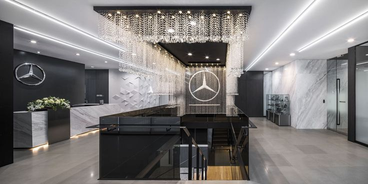 Gallery of Mercedes-Benz Thailand Headquarters / Progressive Building Management - 15