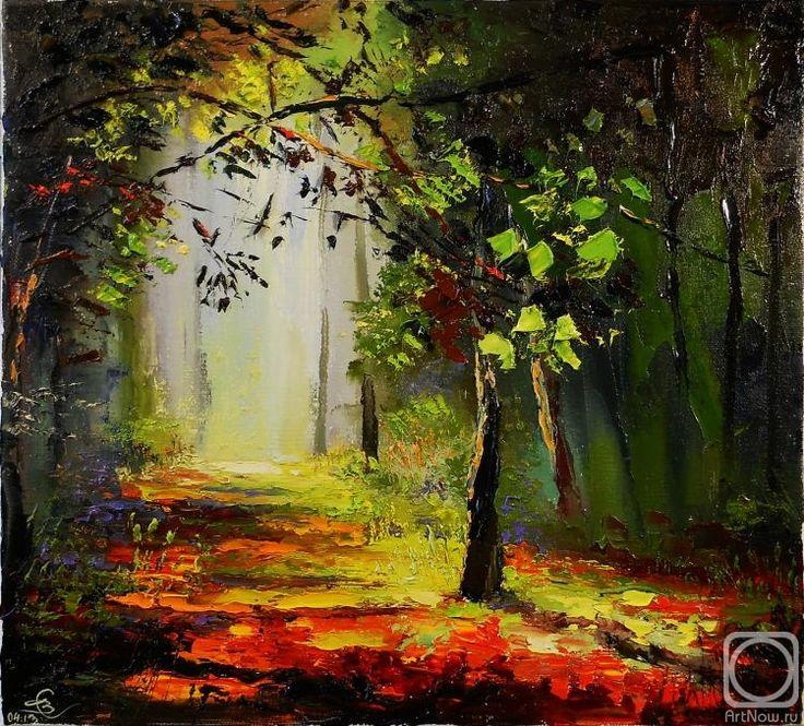Stolyarov Vadim.  calea de pădure