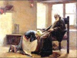 Μετανοια η παρρησια στην Ιεροσυνη.
