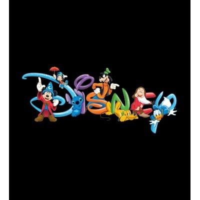 Disney logo 3 ring binder in 2021 disney