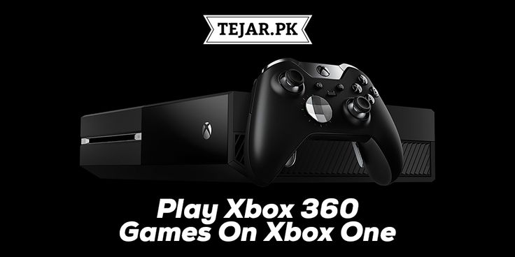 Play a growing number of your Xbox 360 games on Xbox One at no additional cost.  Buy now:  https://www.tejar.pk/microsoft-xbox-one-elite-bundle-1tb #Tejar #XboxOne #Games #Gaming #Console