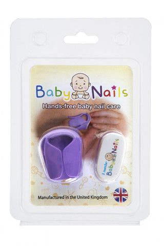 Baby Nails Standard Pack  We sell a hands-free baby nail care solution. Wear our patent pending 'thumble' on your thumb, attach one of our sticky disposable nail files and 'waggle' away. We ship really cheaply worldwide and prices start from £5.49 (you can get something delivered from around $10) It's a Baby Essential for New Mothers. Great for a baby shower present. Check out our other items.