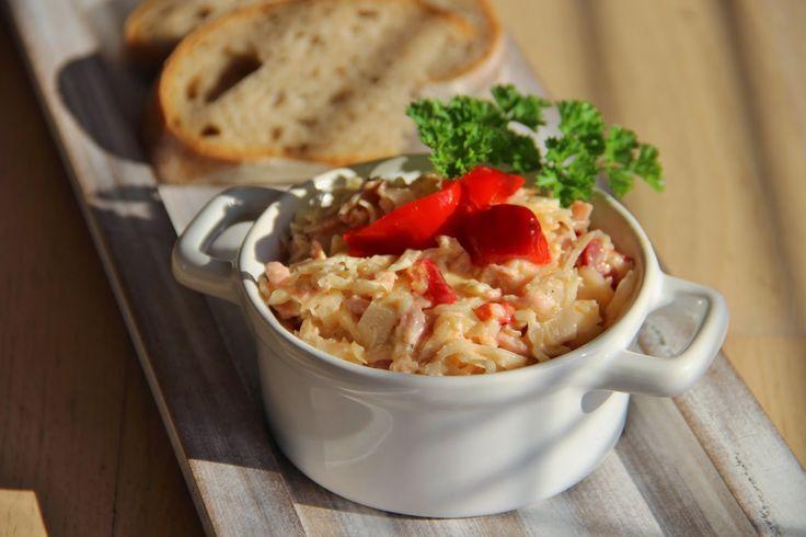 V kuchyni vždy otevřeno ...: Zelný salát s majonézou
