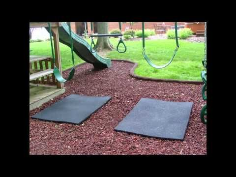 Playground mats by blocnow.com