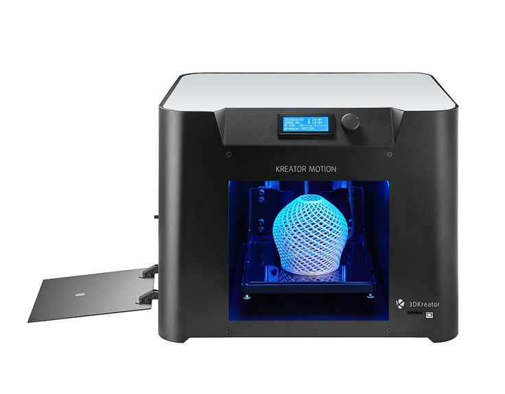 3D printing with 3DKreator