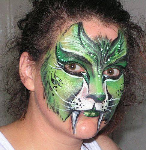 9 best Face images on Pinterest   Halloween makeup, Halloween ...