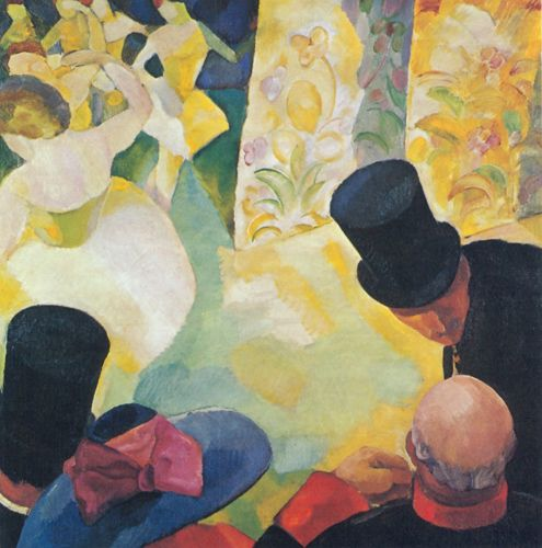 Louis Moilliet |  Berliner Variété, 1913