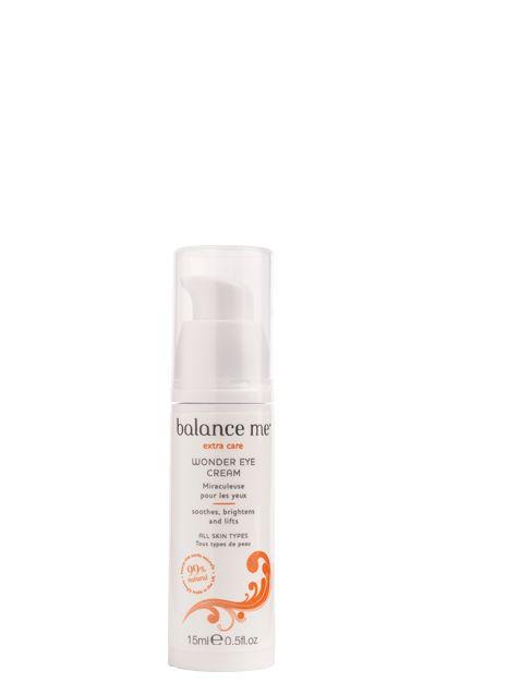 wonder eye cream #balanceme