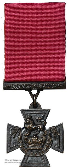 Victoria Cross (VC). The premier award for gallantry, the VC may be awarded to all ranks of the services and civilians for gallantry in the presence of the enemy. It may be awarded posthumously.