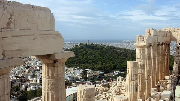 Living in: Great cities for history and ancient ruins #parthenon #greece #athens